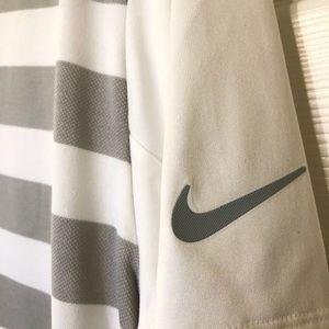 NWT Nike Dri-fit (L) polo